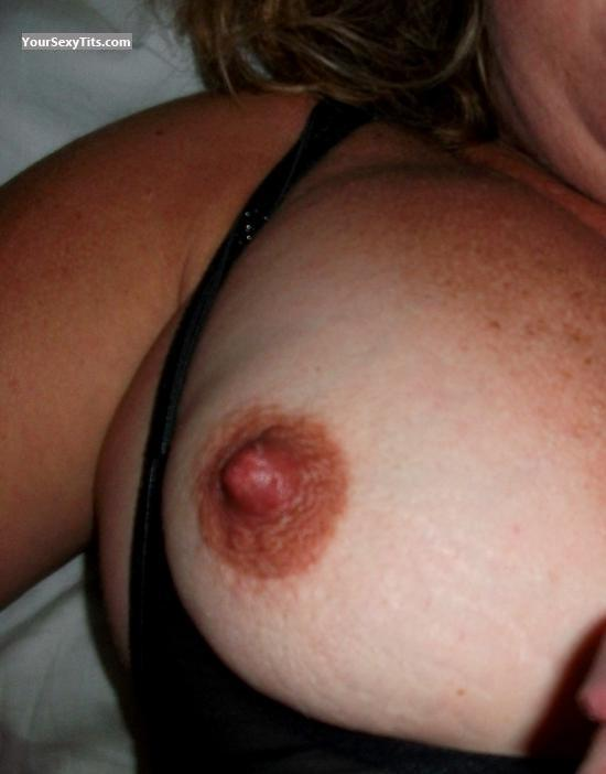 Tit Flash: Medium Tits - Helga from United States